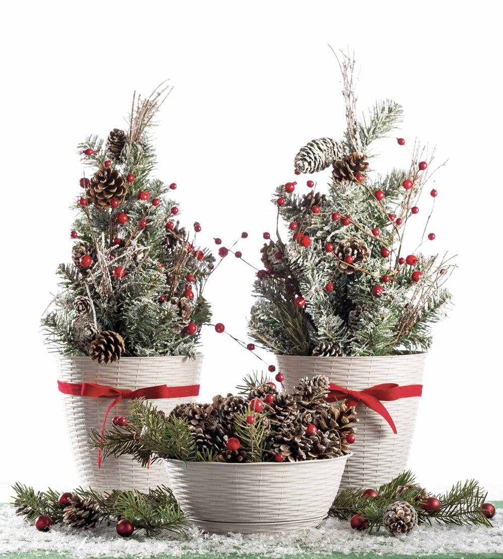 Foto Alberi Di Natale Bianchi albero di natale: tradizionale o piccolo e salvaspazio