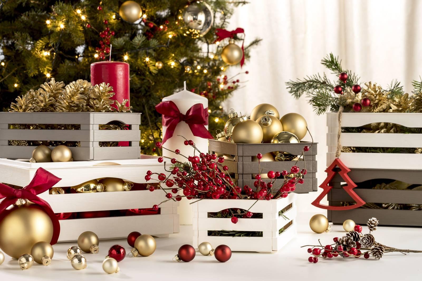 Addobbi Natale.Decorazioni Casa E Addobbi Natalizi Cose Di Casa