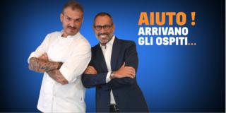 Consigli per ricevere gli ospiti: torna in tv Andrea Castrignano