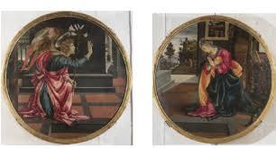 Filippino Lippi. L' Annunciazione