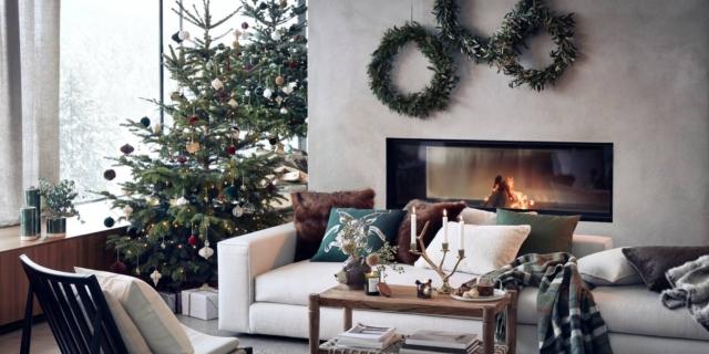 Decorazioni casa e addobbi natalizi