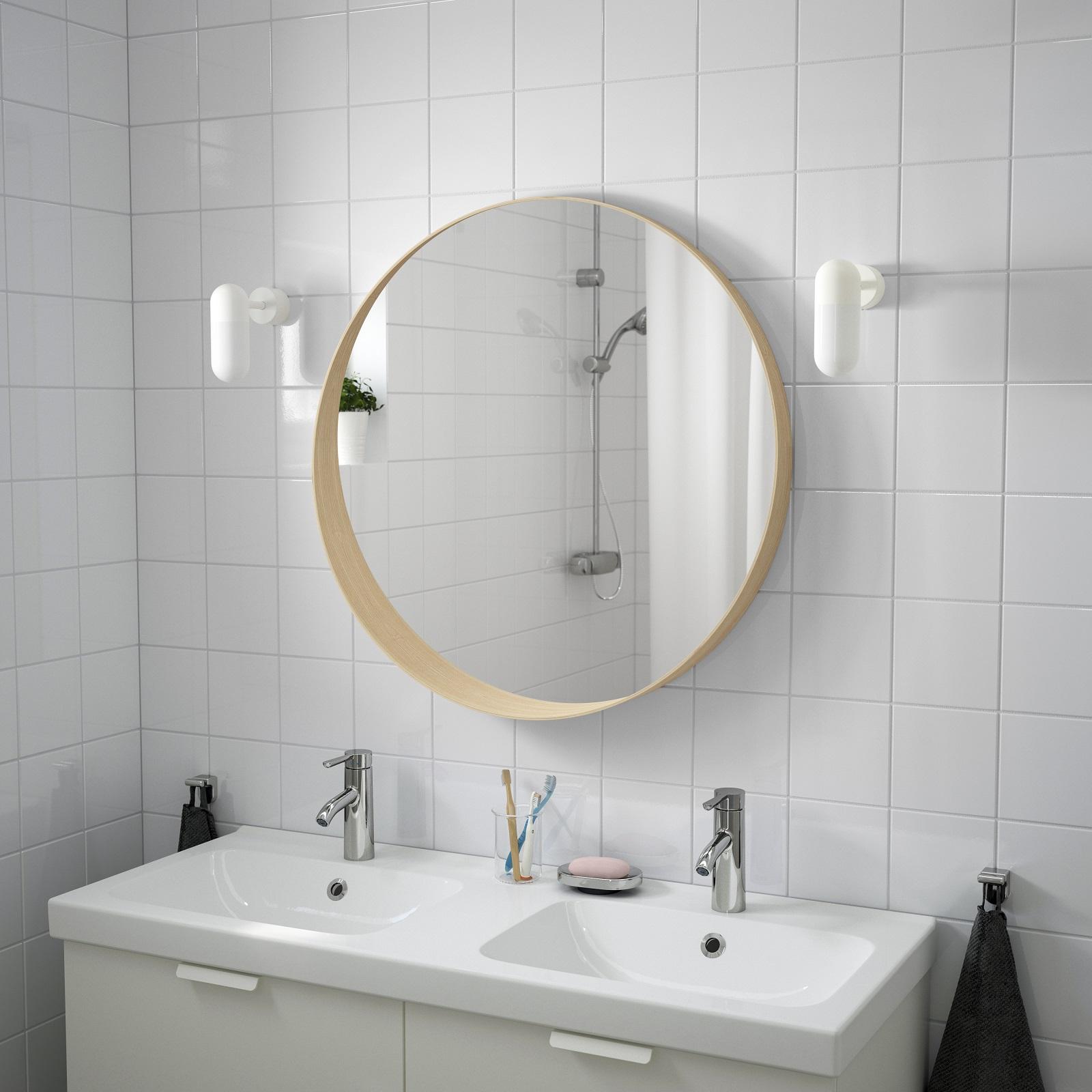 Specchi Per Bagno Particolari.Specchi Del Bagno Semplici O Con Cornice Con Luce O Senza Retroilluminati Oppure No Cose Di Casa