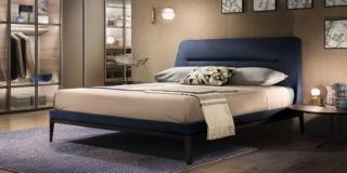 lema victoriano Bed letto tessile colorato