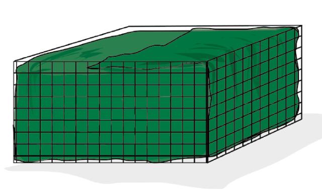 Il rizoma del loto si pone in una cassetta a rete con sabbia mantenuta umida a una temperatura costante di circa 10 °C. Il rizoma delle ninfee va tenuto in terriccio umido alla stessa temperatura. Per la conservazione è ideale una cantina asciutta ma aerata (come quella per la stagionatura dei salumi).