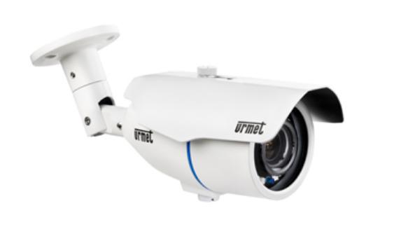 """Telecamera compatta di videosorveglianza AHD 4M di Urmet si caratterizza per la semplicità di configurazione e la qualità video. Trova applicazione in vari contesti installativi con infrastruttura di trasmissione attraverso cavo coassiale. L'utilizzo del sensore CMOS ad alta risoluzione da 1/3"""" e la lente varifocal 2,8-12mm  da 3Megapixel, consentono di raggiungere elevati livelli di sensibilità, incrementando la resa video in condizioni di scarsa illuminazione. Completano le caratteristiche alcune delle funzioni speciali disponibili quali OSD, 2DNR (rumore digitale), DWDR (Digital Wide Dynamic Range) e UTC, predisposto per ricevere i comandi OSD lungo il cavo coassiale, inviati dal DVR. www.urmet.it"""