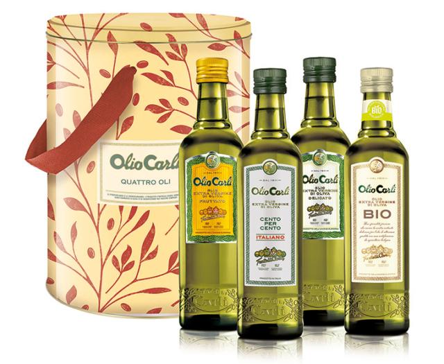 Fratelli Carli è una storica azienda olearia ligure che, dal 1911, vende per corrispondenza e consegna a domicilio i propri prodotti. L'azienda è da sempre legata al territorio ed è caratterizzata da un'alta qualità dei prodotti. Produce 5 oli extra vergini e un olio di oliva.