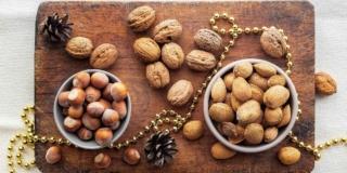 Noce, nocciolo e mandorlo: coltivarli per i semi