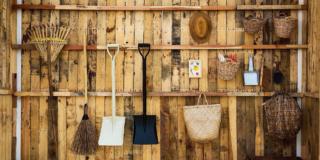 Costruire la rastrelliera per gli utensili