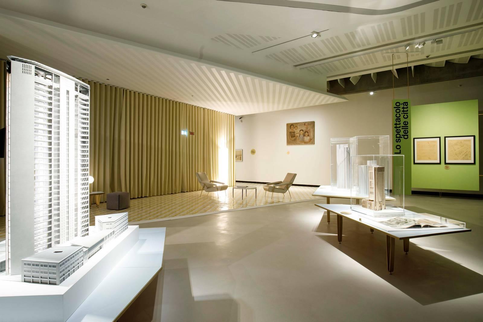 Architettura Case Moderne Idee amare l'architettura. gio ponti al maxxi di roma. la mostra