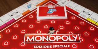 Gioco da tavola Monopoly in edizione speciale
