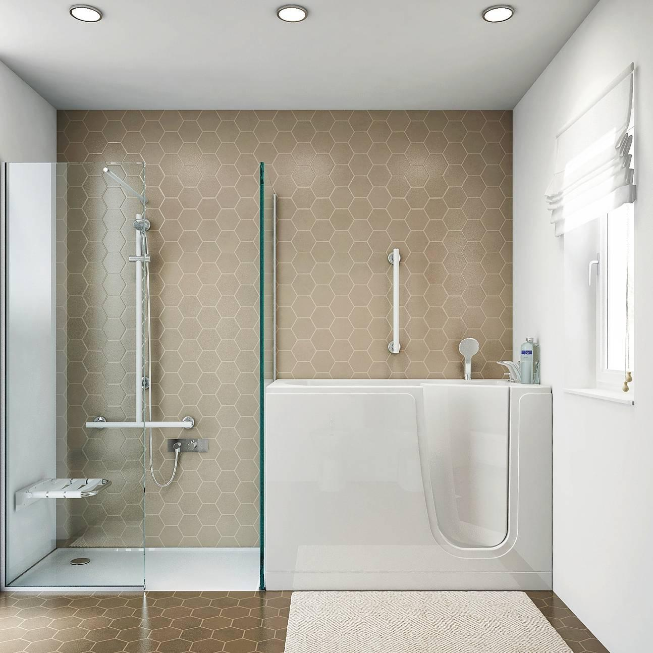 Bagno Accessibile Il Bagno Disabili Diventa Bello Grazie All Universal Design Il Design Inclusivo Cose Di Casa