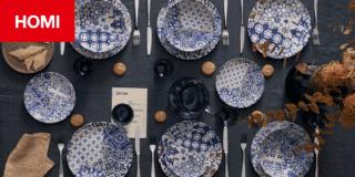 Accessori per la tavola e la cucina: le novità di Homi