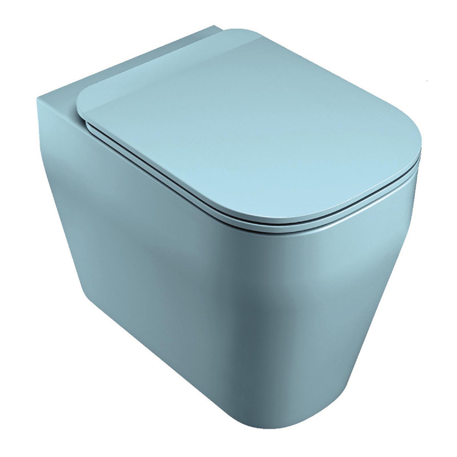 Colorati D Azzurro Chiaro sanitari colorati opachi: foto, misure e prezzifoto, misure