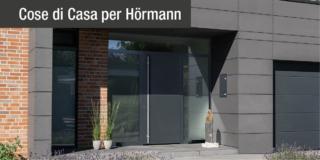 Nuova porta d'ingresso ThermoPlan Hybrid Hörmann. Per un'entrata dall'eleganza esclusiva