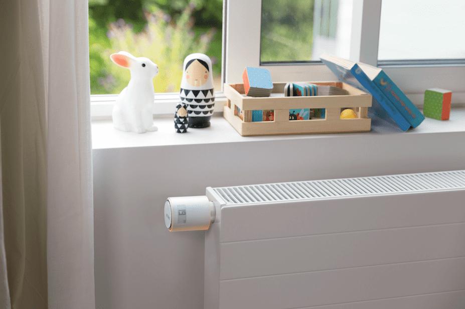 Ridurre i consumi del riscaldamento con le valvole for Valvole termostatiche netatmo