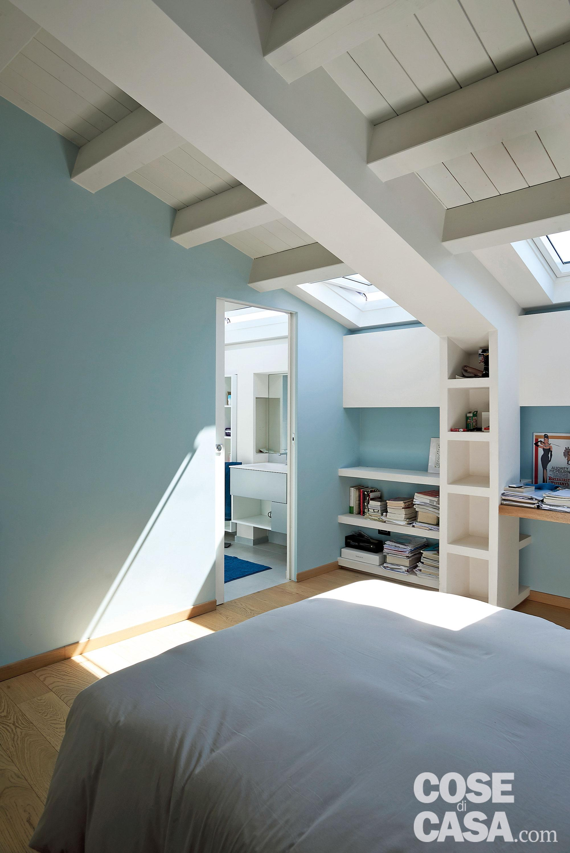 Arredare Il Sottotetto Una Casa Di Design Con Tante Idee E Spunti Creativi Cose Di Casa