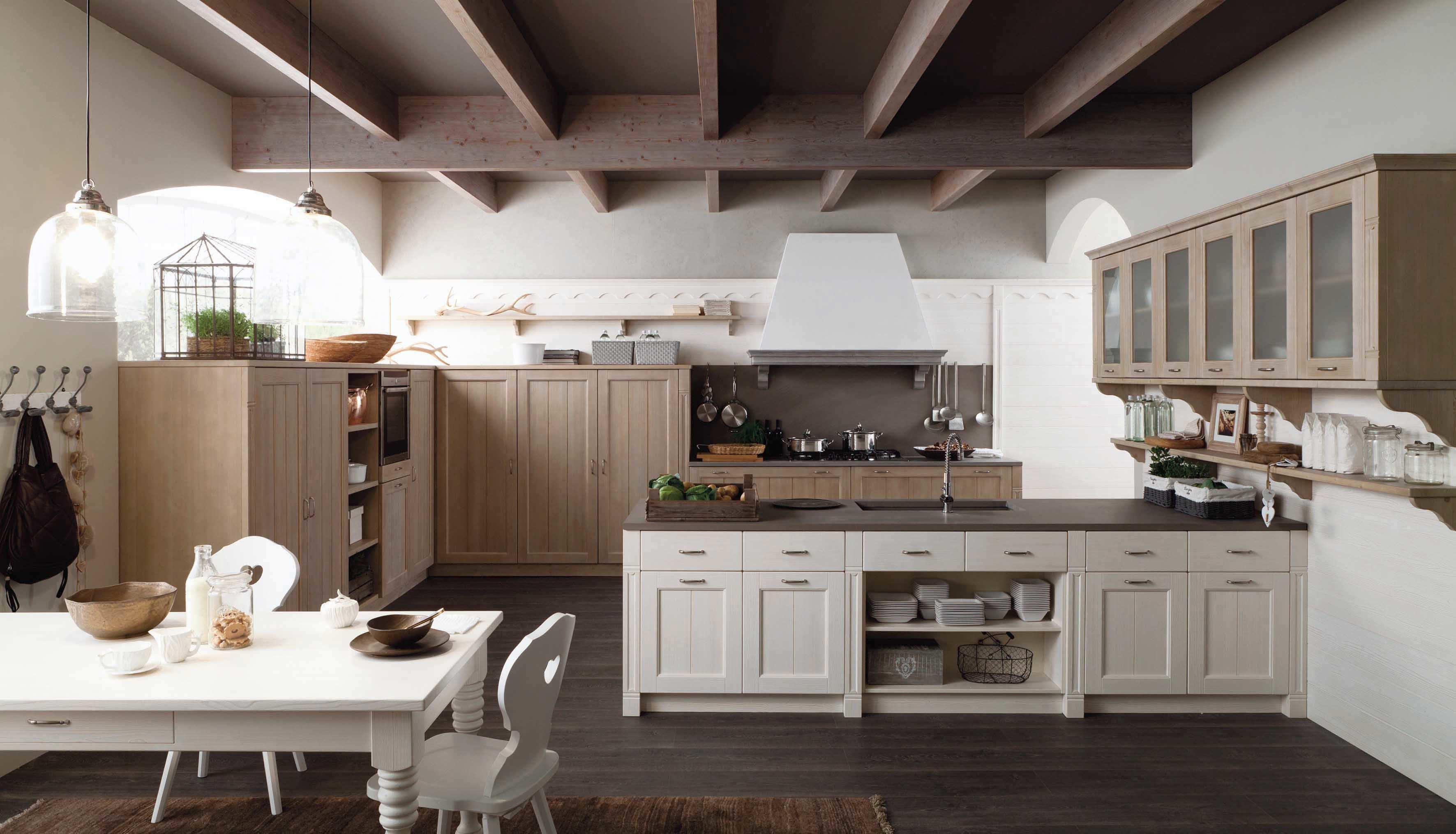 Cucine Stile Retro Foto Marche E Modelli Di Tendenza Cose Di Casa