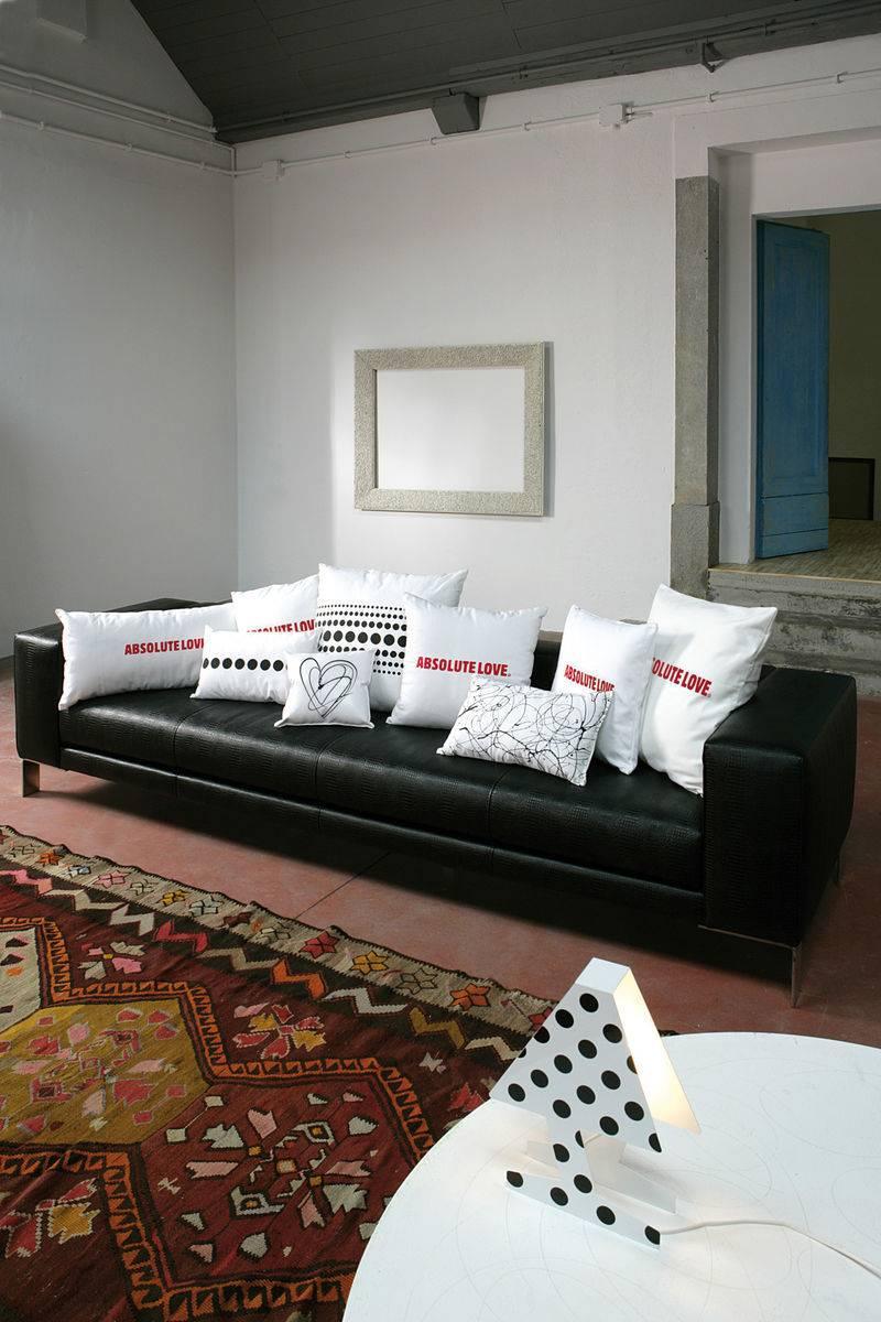 Cuscini Bianchi E Neri cuscini d'arredo per il soggiorno e la camera. come abbinare
