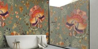 Bagno colorato: dai lavabi ai radiatori