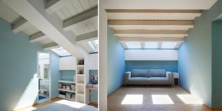 Arredare il sottotetto: una casa di design con tante idee e spunti creativi