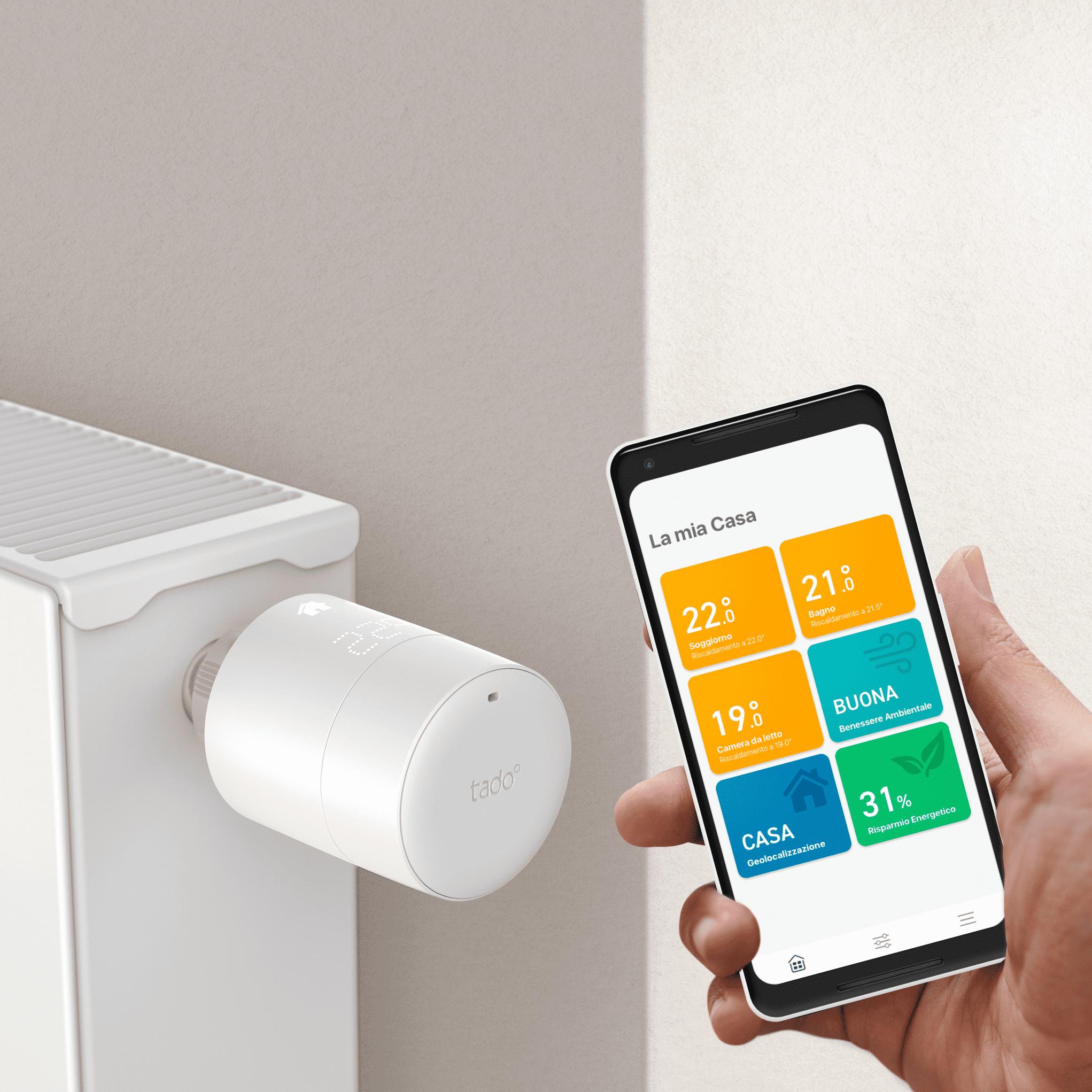 Riscaldare Camera Da Letto ridurre i consumi del riscaldamento con le valvole