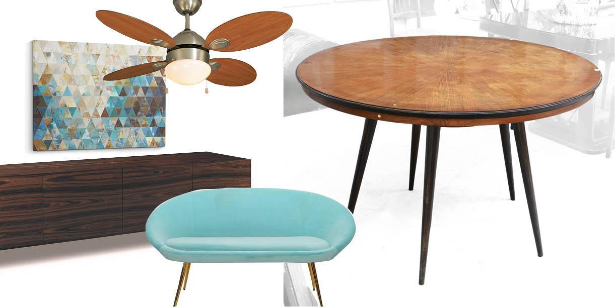 Come abbinare un tavolo anni 39 50 ad arredi moderni cose for Consigli architetto