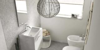 Bagno ideal standard connect space