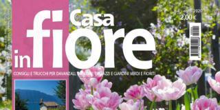 In edicola dal 25 marzo, Casa in Fiore di aprile 2020