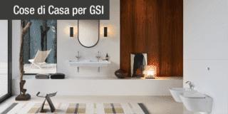 Bagno minimalista: scopri tutti i vantaggi della collezione Norm di GSI