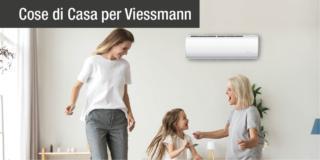 climatizzatore Vitoclima 300-Style Viessmann