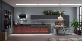 Cucine laccate: bianco, beige, grigio i colori che vanno per la maggiore