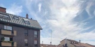 palazzi di Milano vista dai piani alti