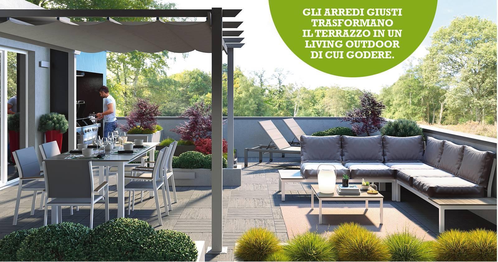 Arredi per l'esterno: rinnovare terrazzo e giardino Cose