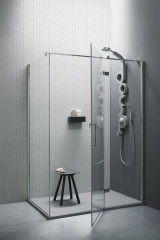 Doccia Con Porta A Battente 13 Modelli Per Il Bagno Moderno Cose Di Casa