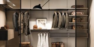 Cabine armadio, lo spazio dei desideri