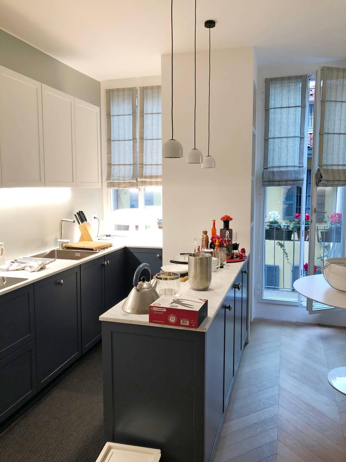 Cucine Modernissime Con Isola una cucina separata con l'isola. tradizione e