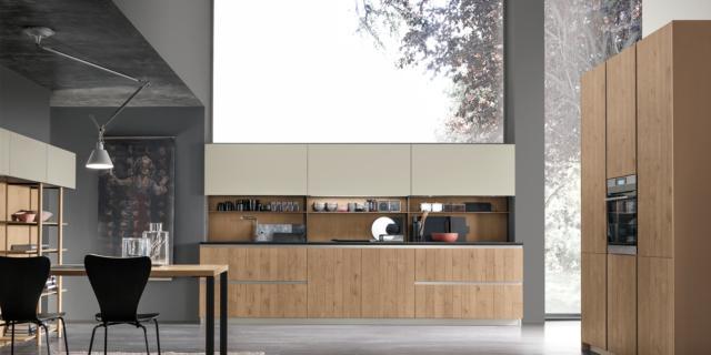 Cucine in legno (vero): il calore della tradizione