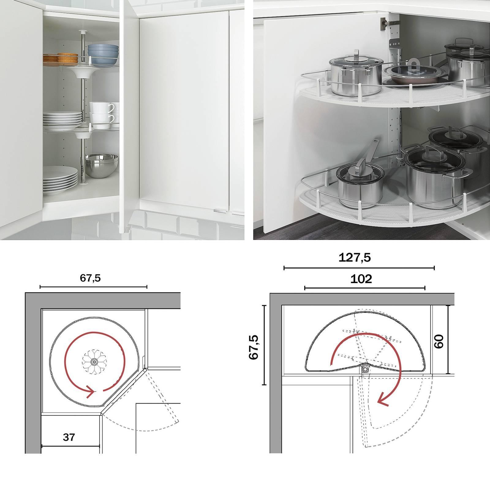 Altezza Cucina Ikea cucine ad angolo ben sfruttate - cose di casa