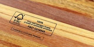 FSC - marchio legno filiera sostenibile