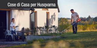 Husqvarna 325iLK, il decespugliatore multifunzione più versatile