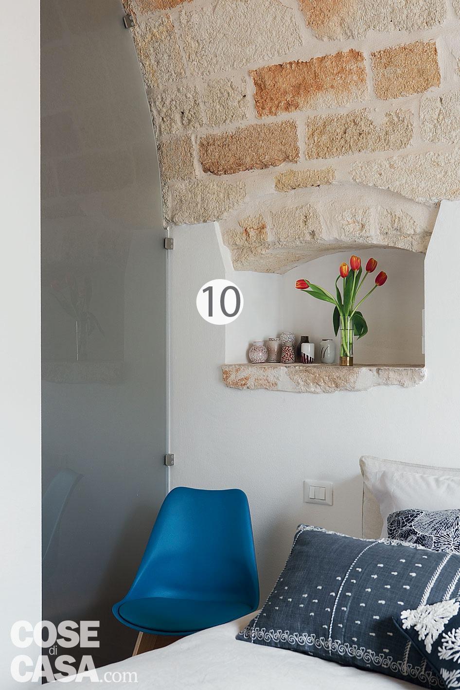 Casa al mare a Polignano: 157 mq sotto le volte a botte ...