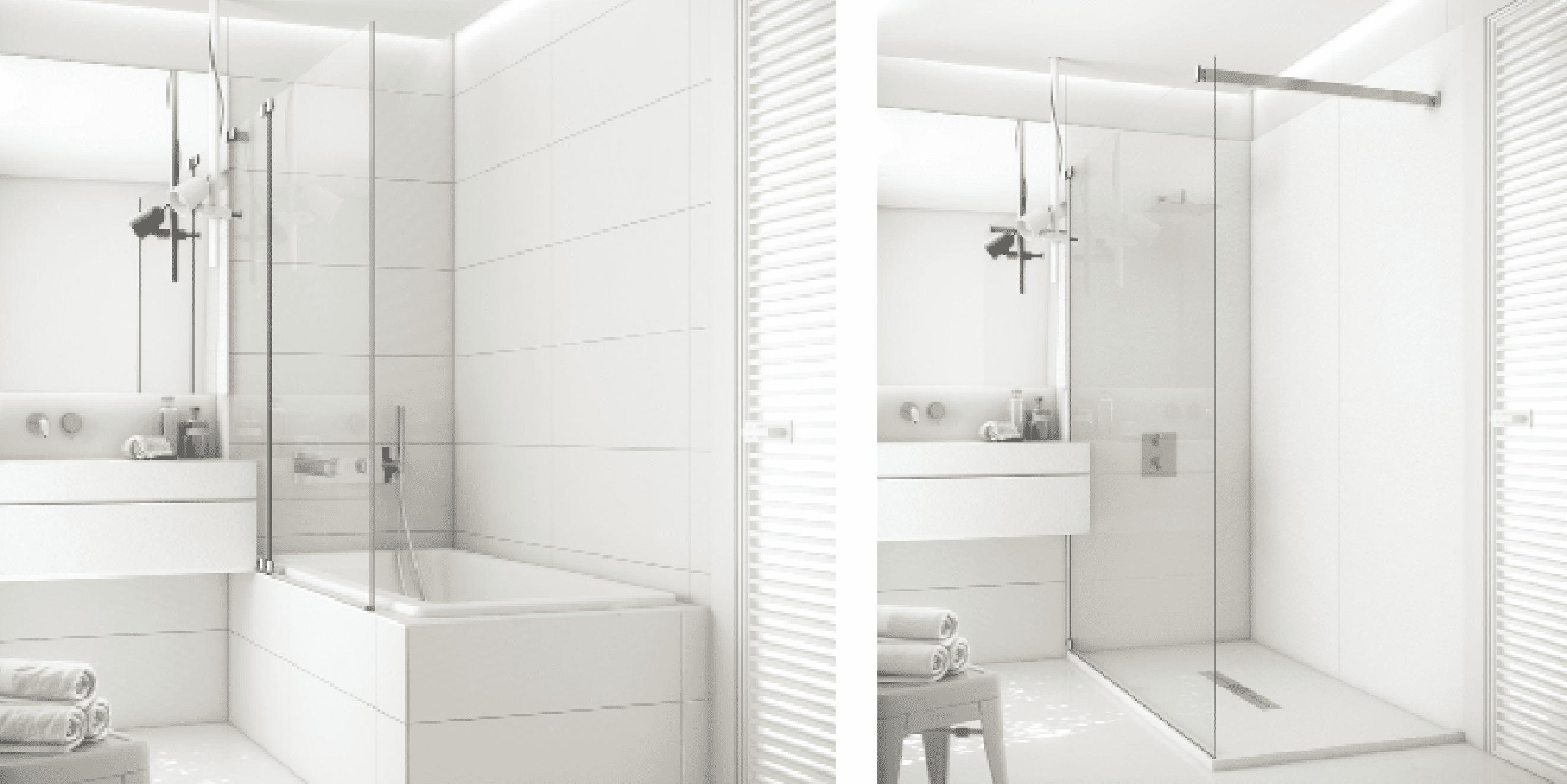 Soluzioni Per Trasformare Piu Facilmente La Vasca In Doccia Cose Di Casa
