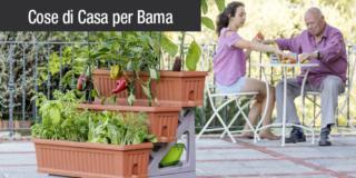 Orto di Bama, per coltivare in poco spazio