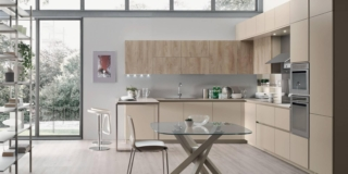 Cucine moderne con ante lisce