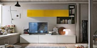 parete TV Replay di Stosa