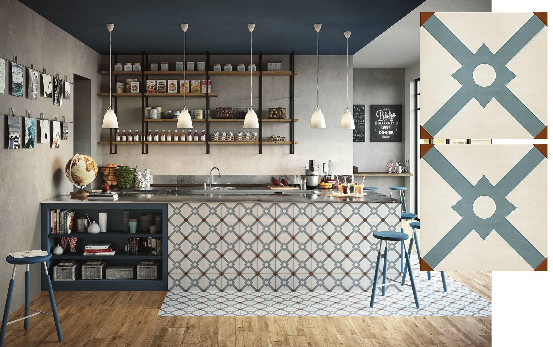 Piastrelle Per La Cucina Resistenti E Decorative Cose Di Casa
