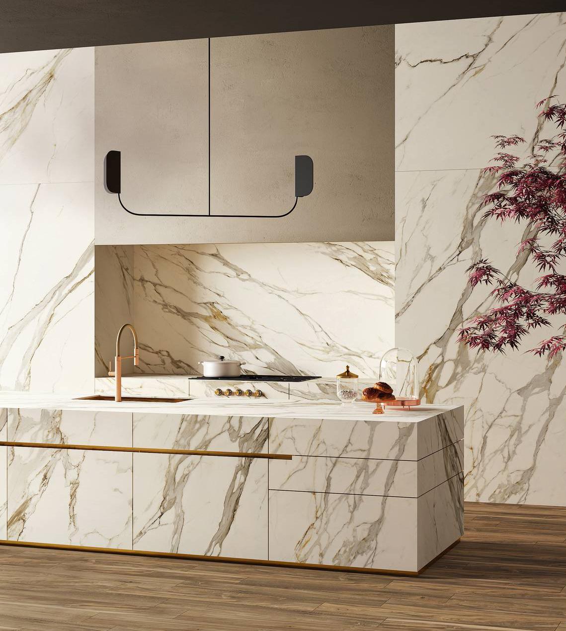Gres Porcellanato Piastrelle Cucina piastrelle per la cucina, resistenti e decorative - cose di casa