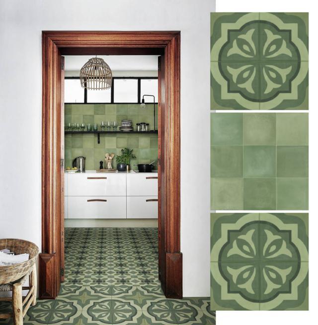 Piastrelle per la cucina, resistenti e decorative - Cose ...