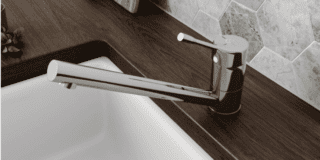rubinetto acqua cucina Ceralook di Ideal Standard