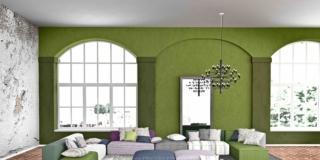 Zona living La Casa Moderna